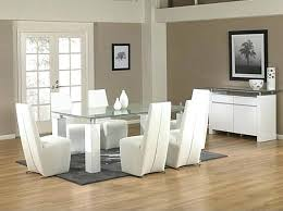 white modern dining table set modern white dining table opstap info