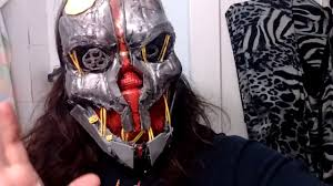 Dishonored Mask How To Make Dishonored 2 Corvo U0027s Mask 3 Youtube