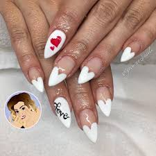 15 valentine u0027s day inspired nail designs to rock this weekend