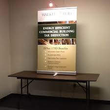 table top banners for trade shows sierra table top banner stand