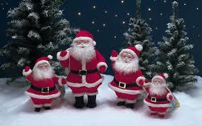 christmas santa claus christmas decorations snow tree santa claus wallpaper 1920x1200