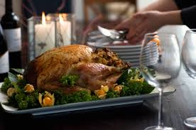 thanksgiving dinner is getting cheaper as grocery prices fall again