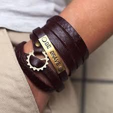 leather hand bracelet images Mens hand bracelet images jpg
