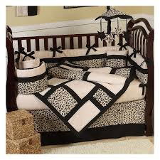 Pink Cheetah Crib Bedding Sweet Jojo Crib Bedding Pink Home Inspirations Design Fresh