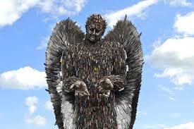 Angel Sculptures National Monument Against Violence U0026 Aggression