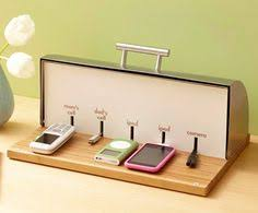 Electronic Charging Station Desk Organizer 20 Genius Diy Phone Charging Stations Clutter Cord And Create