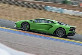 Lamborghini Aventador Green And Black - 2018 lamborghini aventador s first drive review