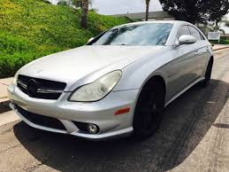 55 amg mercedes for sale mercedes cls 55 amg rear wheel drive in california for sale
