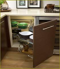 Corner Kitchen Cabinet Storage by Corner Kitchen Cabinet Ideas Home Design Ideas