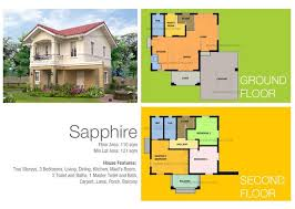 sapphire camella cabanatuan camella homes house u0026 lot for sale