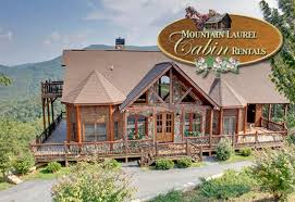 mountain laurel cabin rentals