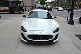 maserati granturismo 2012 2012 maserati granturismo mc mc stock gc1148a for sale near