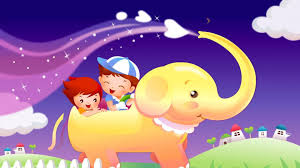 baby elephant wallpaper cartoon 52dazhew gallery