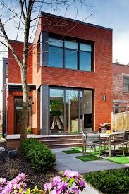 modern brick house landsdowne house modern architecture