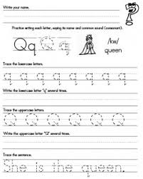 handwriting worksheets proper letter formation