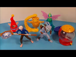 2012 rise of the guardians set of 6 mcdonald u0027s happy meal movie
