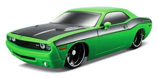 Dodge Challenger Colors - amazon com maisto r c 1 24 scale 2006 dodge challenger concept