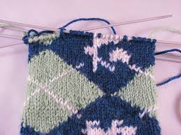 knitting with how to knit argyle socks in the