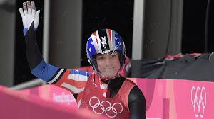 Canada Flag Bearer U S Flag Bearer Erin Hamlin Misses Out On A Medal In Luge Wkno Fm
