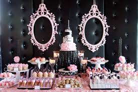 Decorations For Sweet 16 Interior Design Amazing Paris Theme Decorations Design Decor Top