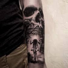 the 25 best skull tattoos ideas on pinterest skull art pretty