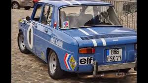 Renault R8 Gordini 1100 R1135 Youtube