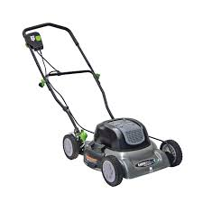 amazon black friday mower sales earthwise 18 inch 12 amp electric lawn mower eartheasy com