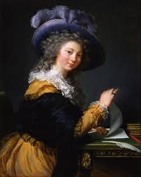 file élisabeth louise vigée le brun comtesse de cérès former