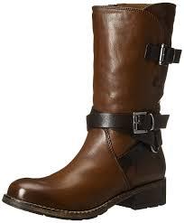 moto boots sale amazon com clarks women u0027s volara melody motorcycle boot mid calf