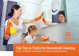 the best natural home cleaning tips and tricks grab green