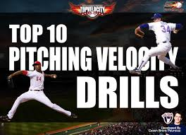 top 10 pitching velocity drills youtube