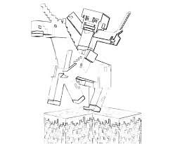 printable minecraft coloring pages 4448 bestofcoloring