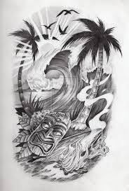 totally free tattoo designs to print out best 25 tropical tattoo ideas on pinterest palm tree tattoos