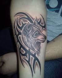 40 tribal wolf tattoo design ideas 2017