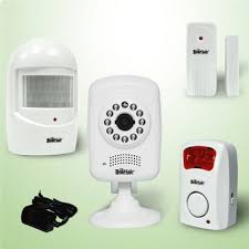 motion detector light with wifi camera wifi ip camera with wireless motion detector sensor and wireless