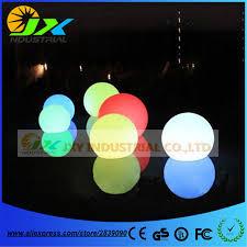 floating pool ball lights free shipping led globe light 20cm led floor garden light led