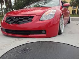 nissan altima coupe 3 5 se static coupe tucking 19s nissan forum nissan forums