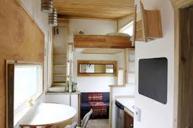 tiny home interior design tiny house on wheels serves family of four