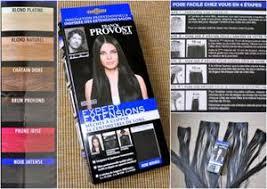 franck provost extensions psycocrazy teste les extensions de chez franck provost mon