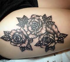 best 24 thigh tattoos design idea for women tattoos art ideas