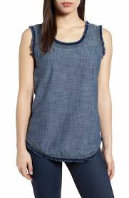 chambray blouse womens chambray shirt nordstrom