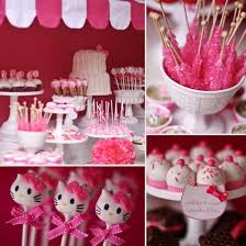 Hello Kitty Party Decorations A Hello Kitty Party Best Kids U0027 Birthday Party Ideas Popsugar