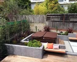 Tiered Backyard Landscaping Ideas Tiered Backyard Houzz