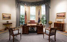 Trump Oval Office Rug by Oval Office Picture
