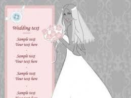 Wedding Postcards Love Wedding Postcard Bride Vector Free Vectors Ui Download