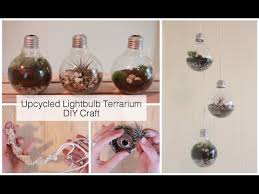 How To Make A Light Curtain How To Make A Light Bulb Terrarium U0026 Macrame Wall Hanging Diy