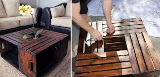 coffee table cost how to make a coffee table at no cost with 4 wooden boxes meteofan