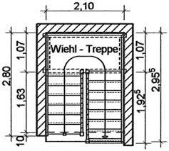 halbgewendelte treppe konstruieren wiehl treppen planungsbeispiele