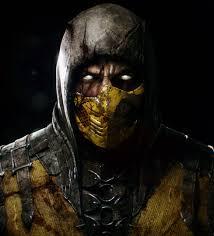 Scorpion Halloween Costume Mortal Kombat Finish Games Buy 2015