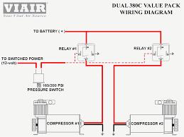 new viair 380c air compressor wiring diagram manuals schematics